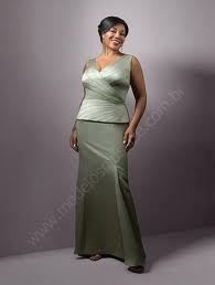vestido para mulheres de meia idade