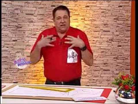 Hermenegildo Zampar - Bienvenidas TV - explica la Pinza Dior.