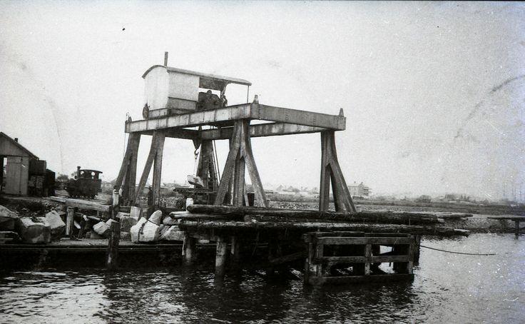 Gantry Wharf Stockton