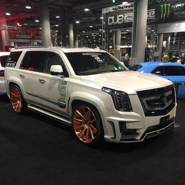 Ext Cadillac: Best 25+ Cadillac Escalade Ideas On Pinterest
