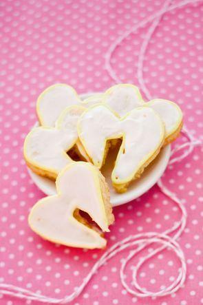 Rezept: Herzige Kaffeekekse für den Tassenrand-amicella