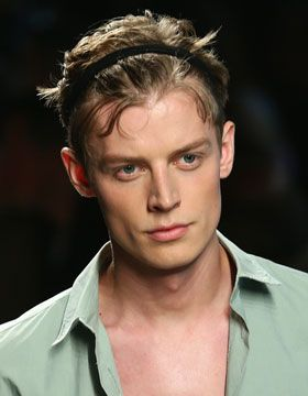 Men S Hairstyle Trends 2015 Hair Band Gents Hair