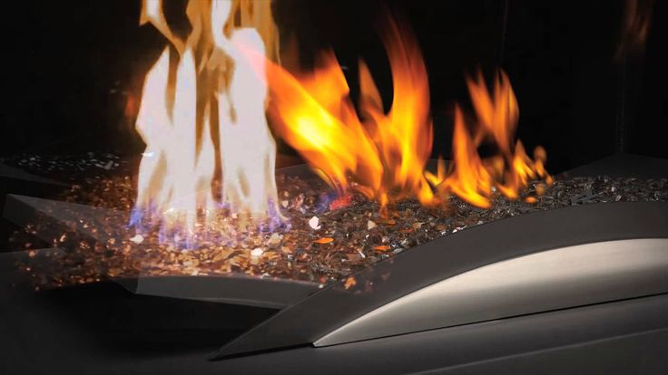 Napoleon Ascent Multiview Direct Vent Fireplace - BHD4
