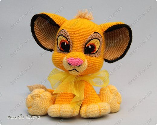 inspiration only....omg! this is quite possibly the cutest thing I've seen crocheted yet!