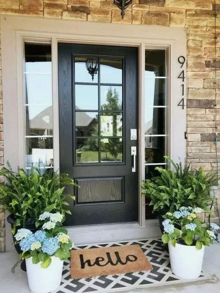 ✔62 wonderful front porch decorating ideas your spring season will fun 51