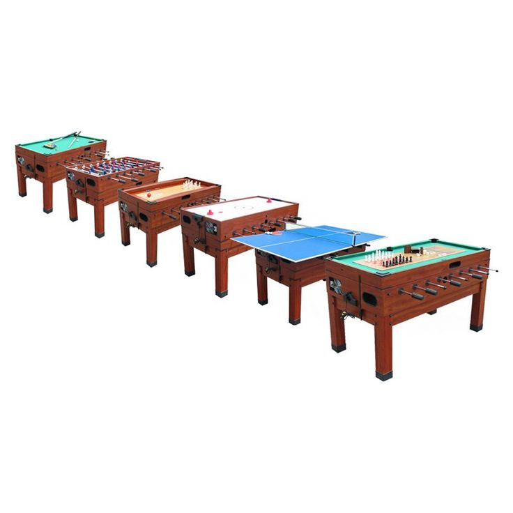 Have to have it. Playcraft Danbury 13 in 1 Multi-Game Table - $865.98 @hayneedle.com