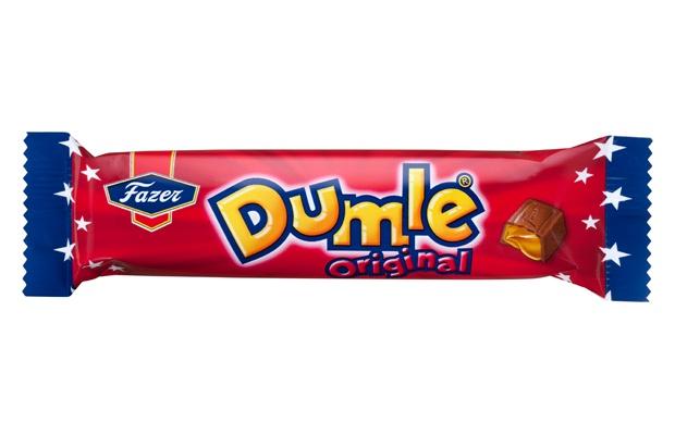 Dumle Original 40g suklaapatukka