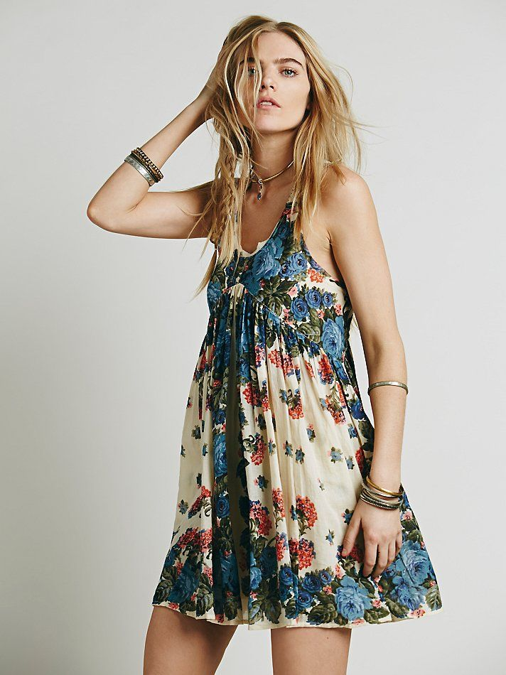 Free People Little Teacup Dress At Free People Clothing