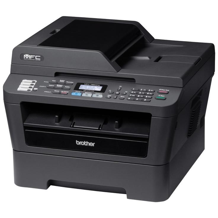 Brother MFC7860DW wireless laser printer/scanner/copier