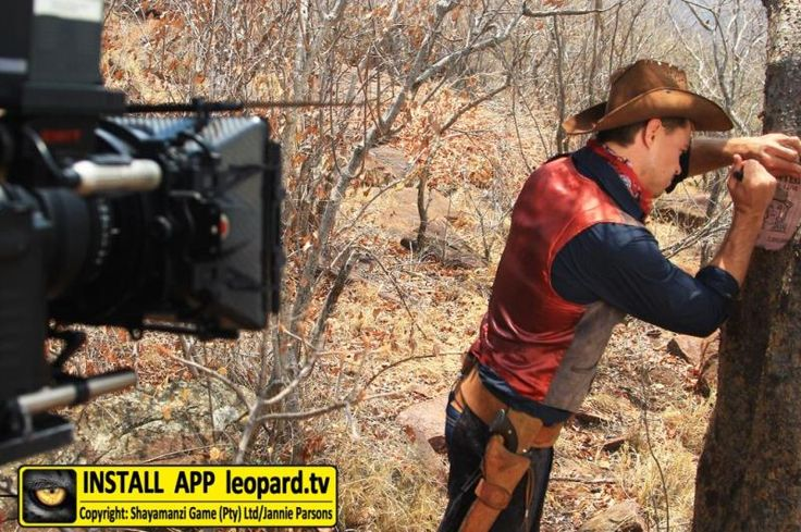 Here are a few Behind the Scenes photos of Zen! A leopard song written by Machiel Roets and performed by Bobby van Jaarsveld. #leopardtv #music #wildlife