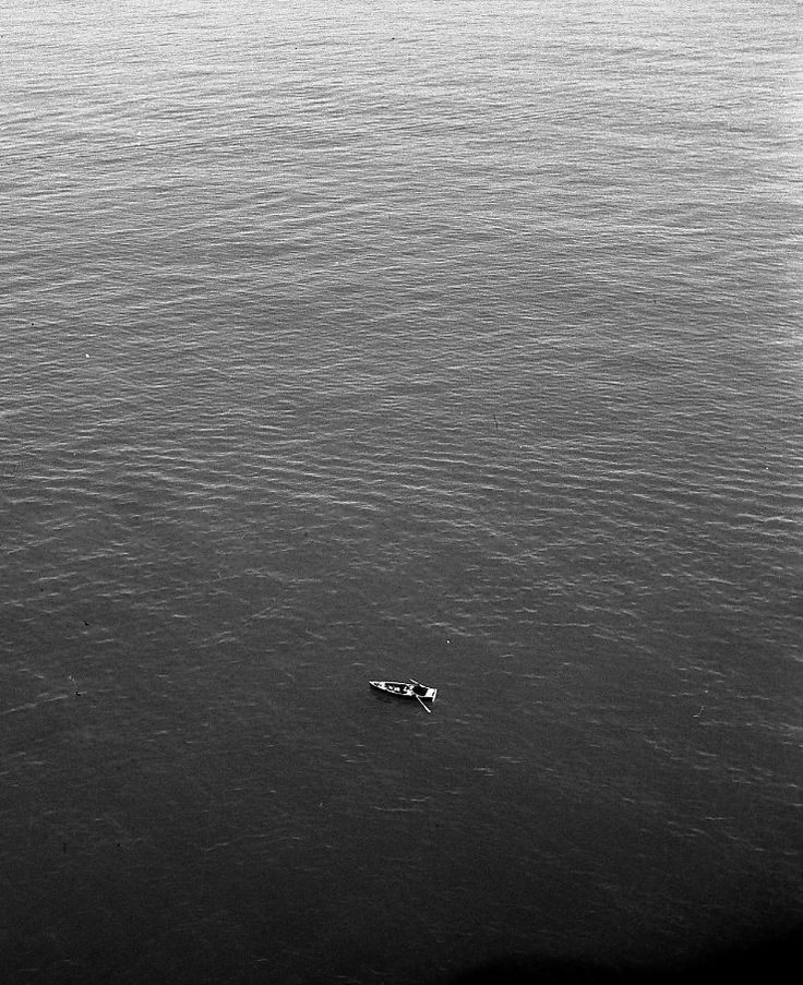 Robert Doisneau - Boats - Menton 1936