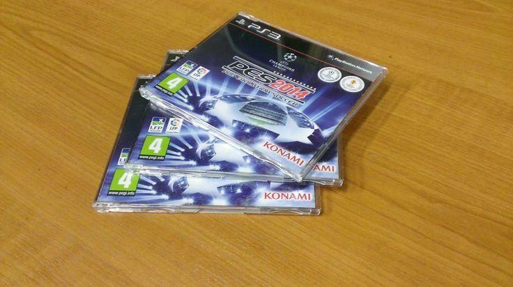 3 Pro Evolution Soccer 2014 για PS3