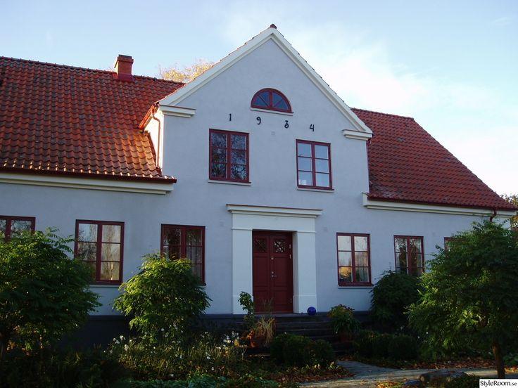 fasad,husfasad,villa