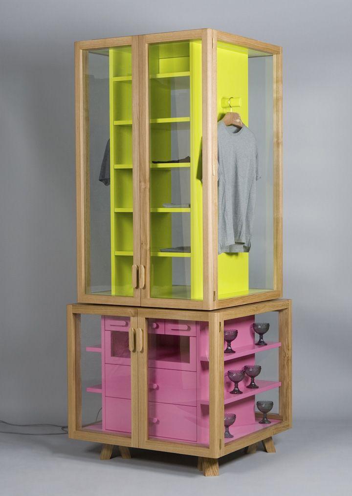 Ropero modular wardrobe by Hierve furniture 2