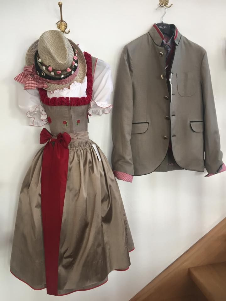 German traditional dress