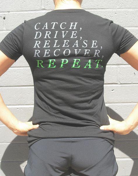 T-Shirt Rowing @Hayley Sheldon Pilcher