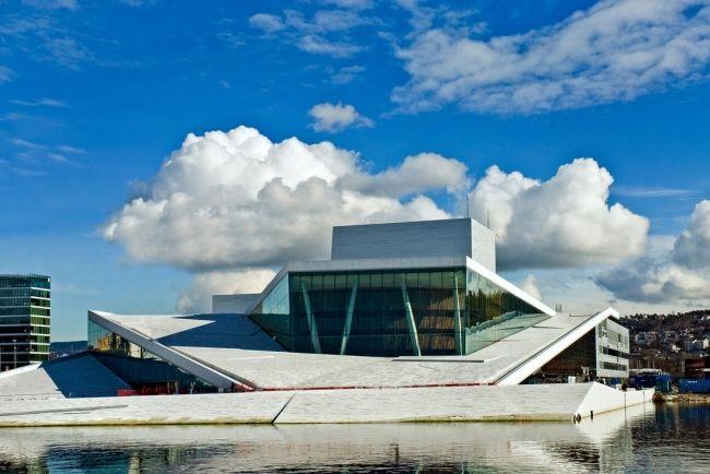 Норвежский национальный театр оперы и балета. Норвегия, Осло
