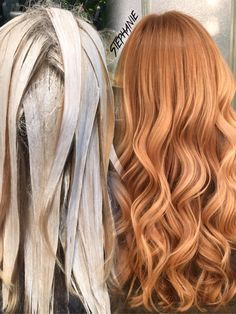 Balayage For Strawberry Blonde                                                                                                                                                                                 More