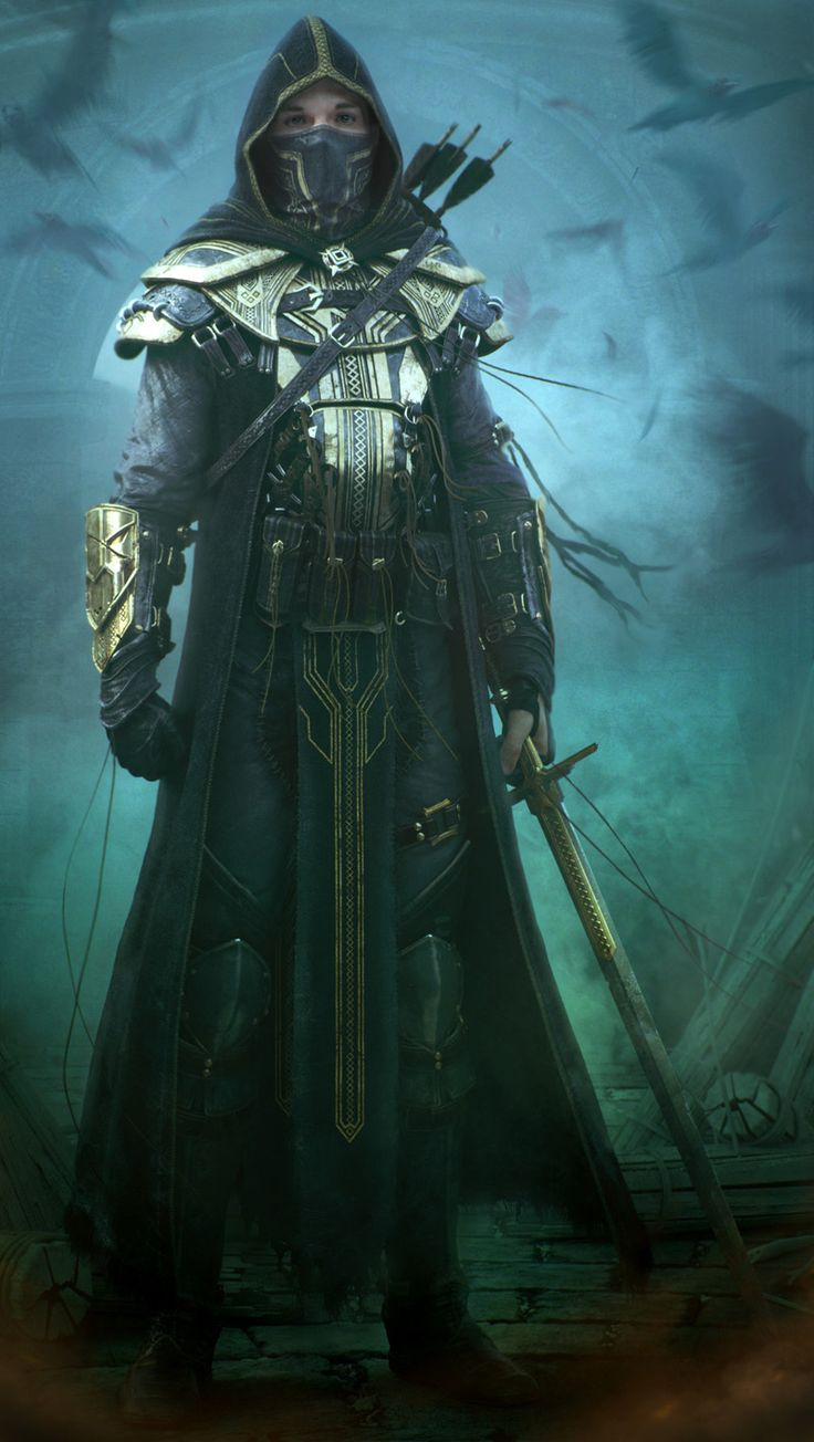 Elder Scrolls Online - Breton Knight via PinCG.com    Pretty sure that's night blade armour. Time to find that Breton racial motif.