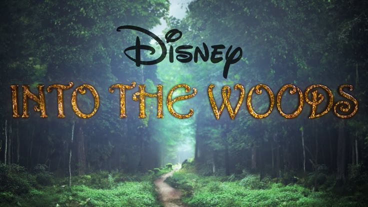 Disney's Into the Woods Teaser Trailer - Coming Out Christmas 2014 with ...