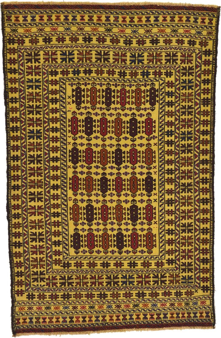 Cream 4 X 6 5 Kilim Afghan Rug Area Rugs Irugs Uk