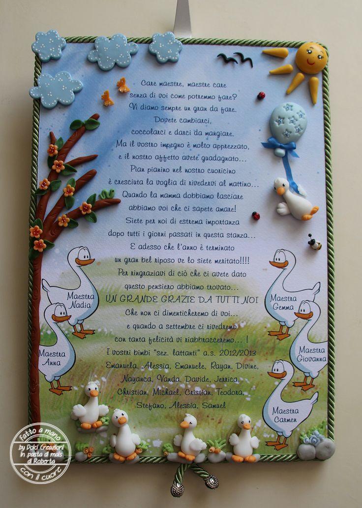 abbastanza Oltre 25 fantastiche idee su Regali nella scuola materna su  QN01