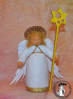 Engel Blumenkinderwerkstatt - Blumenkinder für den Jahreszeitentisch