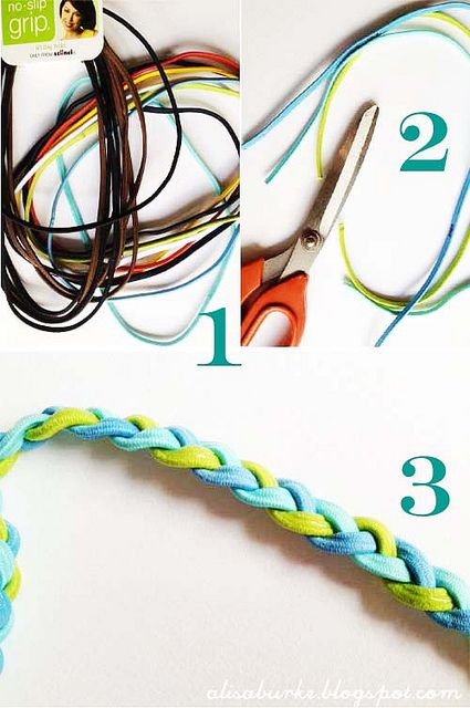 alisaburke: fashion friday- braided hippie headband