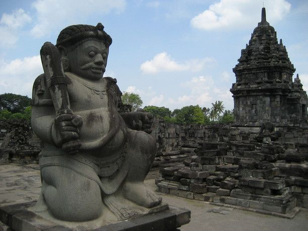 Sewu Temple, Prambanan, Indonesia — by Earthseeing. When I visited Sewu Temple in Yogyakarta, Indonesia, in 2010 it reminded me a little bit about the temples of Angkor,...