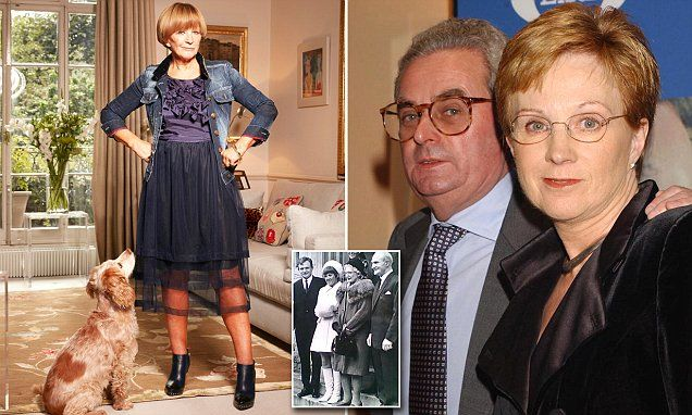 'There's no such thing as a happy house husband' says Anne Robinson