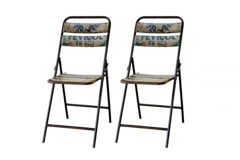 Adoptez un style 100% industriel grâce à ces chaises !