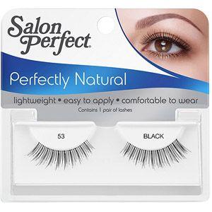 Salon Perfect Perfectly Natural Strip Eyelashes, $2.98