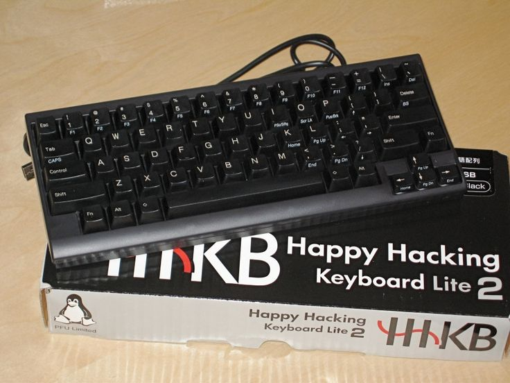 Happy Hacking Keyboard Lite 2