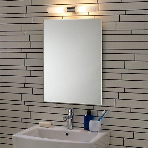 Best 25 bathroom lights over mirror ideas on pinterest - Best place to buy bathroom mirrors ...