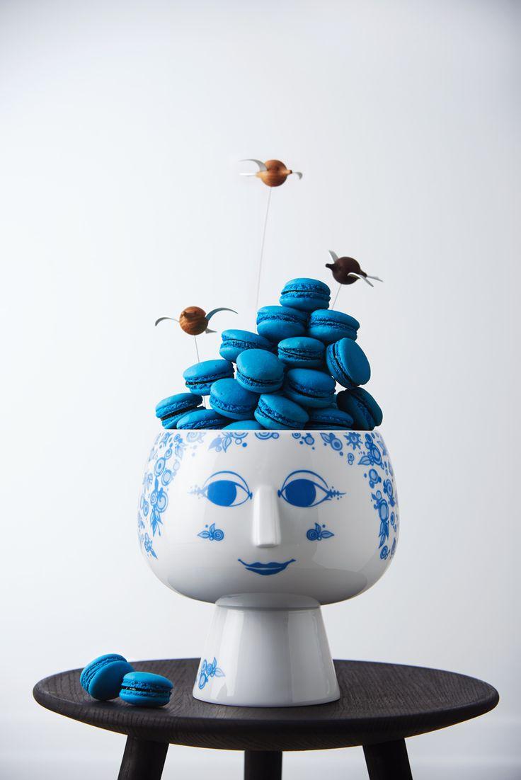 conceptbook 2016 topic: flowery beauty // applicata, Bjørn Wiinblad Denmark, Hoptimist