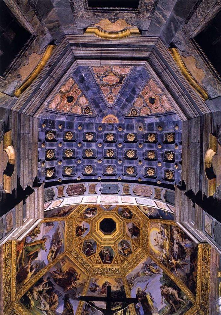 Campo de Zínias: Cappella dei Principi, Chiesa di San Lorenzo, Florence - begun 1604