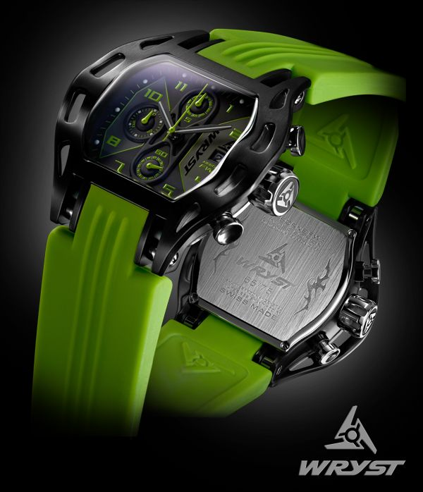 Wryst Sport Watches FW3 600