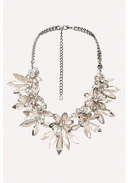 Embellished Chandelier Necklace from Bebe R320,00