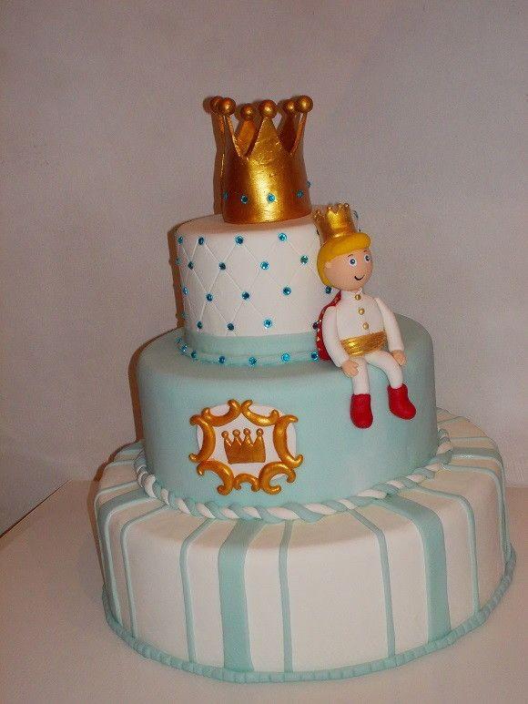Bolo cenográfico Pequeno Príncipe!    Bolo de 3 andares com topo de bolo e Pequeno Príncipe incluso no valor.    Pode ser feito em outras cores.