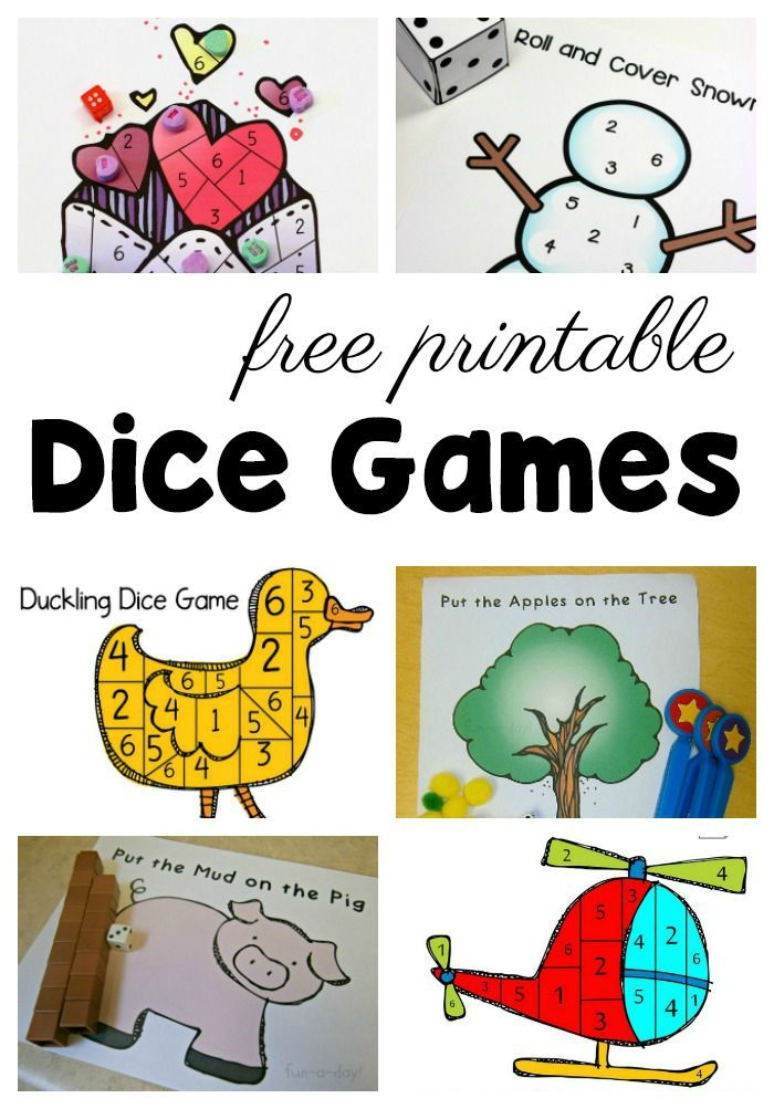 50+ Free Preschool Printables for Early Childhood Classrooms ...