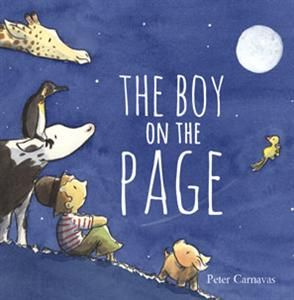 Usborne Books & More. Boy on the Page, The - I love The Children Who Loved Books, so I definitely need to check this one out.