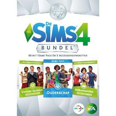 PC De Sims 4 Bundle Pack 9  Ontdek nieuwe manieren om te spelen met De Sims 4 Bundle voor de PC. Deze bundel bevat 1 game pack en 2 accessoirespakketen!  EUR 39.99  Meer informatie