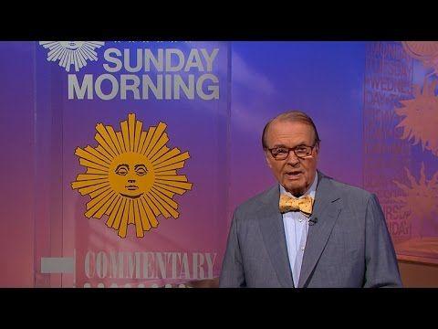 "CBS Sunday Morning: Charles Osgood leaving ""Sunday Morning"""