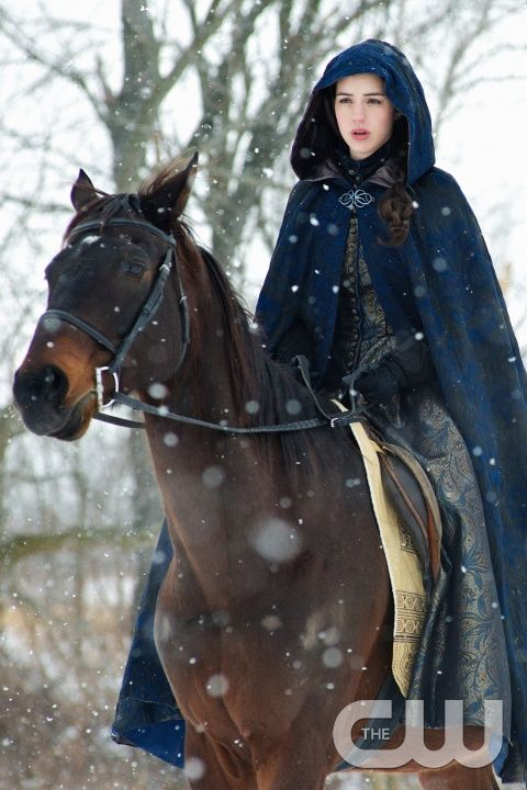 """Reign -- """"Tasting Revenge"""" -- Image Number: RE216b_0078.jpg -- Pictured: Adelaide Kane as Mary, Queen of Scotland and France -- Photo: Sven Frenzel/The CW -- © 2015 The CW Network, LLC. All rights reserved.pn"""