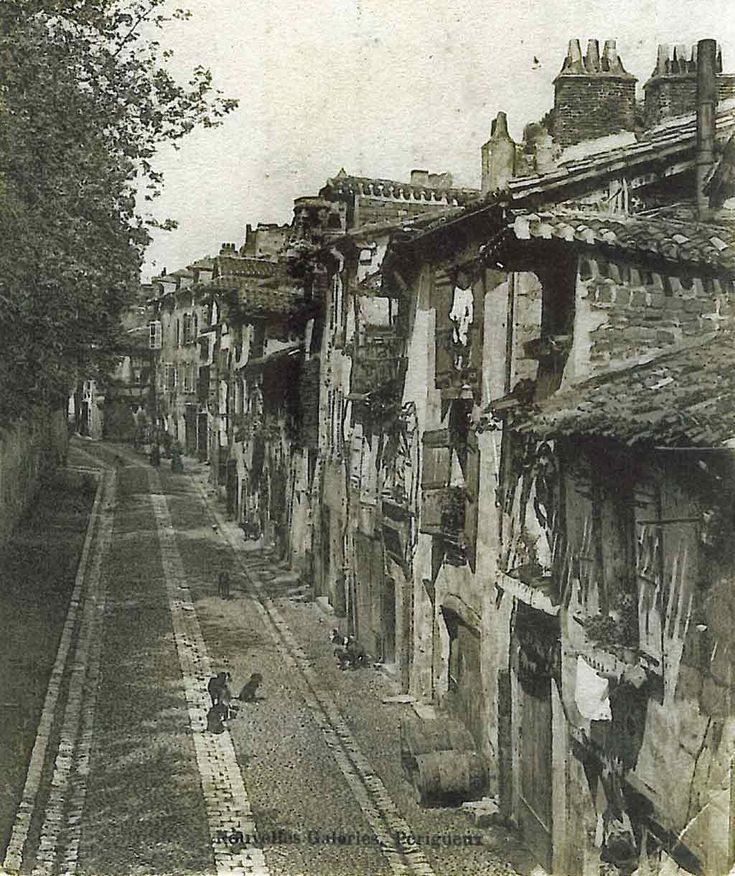 Rue du lys p rigueux d 39 antan pinterest - La douche perigueux ...