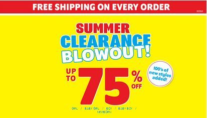 SUMMER BLOWOUT + Buy More Save More School Uniforms & Free Shipping Children's Place - http://www.pinchingyourpennies.com/summer-blowout-buy-save-school-uniforms-free-shipping-childrens-place/ #Backtoschool, #Bts2014, #Childrensplace, #Clearance, #Freeshipping, #Pinchingyourpennies, #Schooluniforms