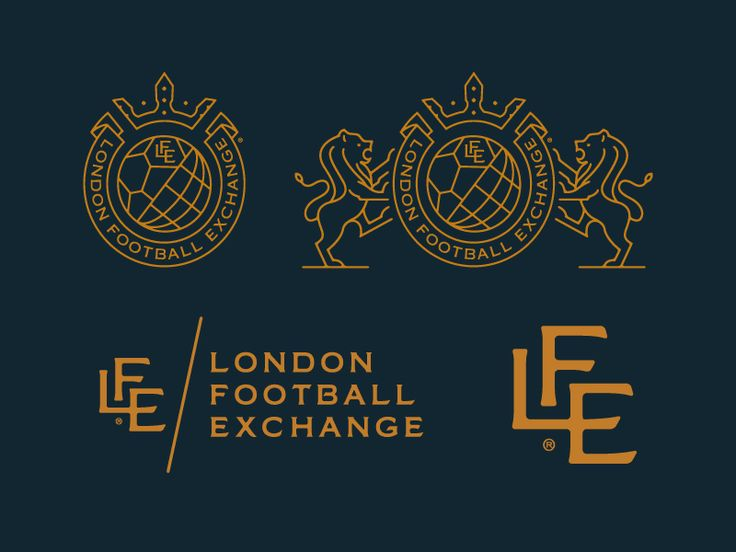 Introducing the new Responsive Brand we have just finalized for London Football Exchange.  LFE is a virtual stock market for real Football players and teams.