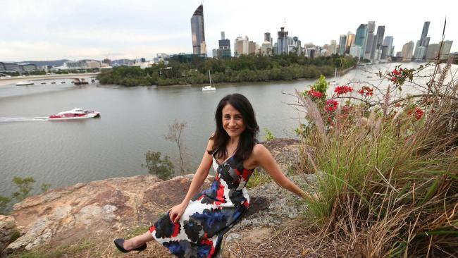 Antonia Mercorella, of the Real Estate Institute of Queensland, says Brisbane is…