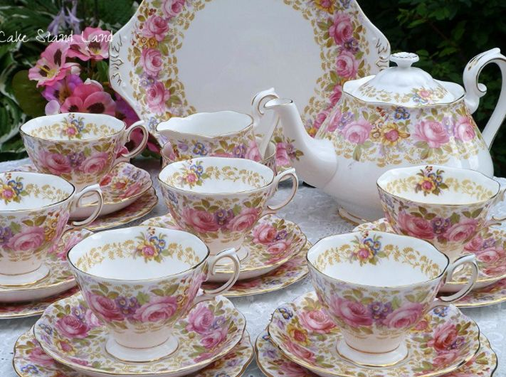 48 Best Gifts For The Royal Albert Tea Set Collector