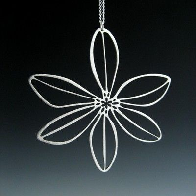 Stainless steel #necklace at http://www.prismeradesign.com/item.php?item_id=17
